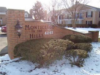 4243 W Bancroft St  101W, Toledo, OH 43615 (MLS #5083205) :: RE/MAX Masters