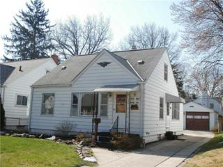 2835  Boxwood Rd  , Toledo, OH 43613 (MLS #5086885) :: RE/MAX Masters