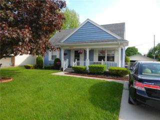 5914  Rounding River Ln  , Toledo, OH 43611 (MLS #5088161) :: Key Realty