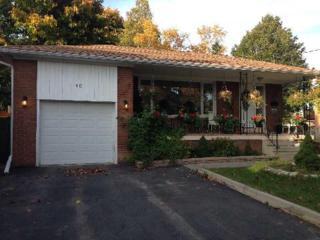 46  Northwood Dr  , Toronto, ON M2M 2K1 (#C3047192) :: The Mulholland Ross Real Estate Team