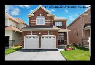 17  Chiswick Ave  , Whitby, ON L1M 0C7 (#E2977382) :: The Shawn Lepp Team