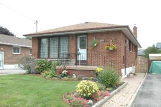 1323  Scugog Ave  , Oshawa, ON L1J 1J5 (#E3015713) :: Rock Star Real Estate