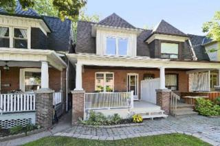 37  Strathcona Ave  , Toronto, ON M4K 1K6 (#E3031775) :: Mike Clarke Team