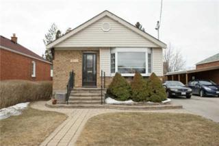 148  North Bonnington Ave  , Toronto, ON M1K 1Y1 (#E3153257) :: Mike Clarke Team