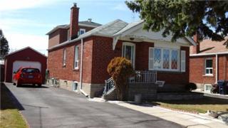 142  North Bonnington Ave  , Toronto, ON M1K 1Y1 (#E3168753) :: Mike Clarke Team
