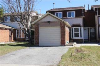 126  Sadlee Cove Cres  , Toronto, ON M1V 1Y4 (#E3173765) :: Mike Clarke Team