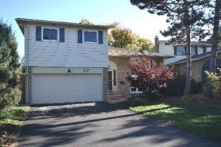 2397  Rushbury Crt  , Burlington, ON L7P 3V8 (#W3051202) :: Rock Star Real Estate