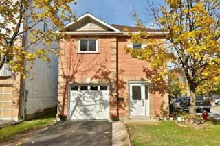 1224  Woodhill Crt  , Mississauga, ON L5E 3H1 (#W3054399) :: Rock Star Real Estate