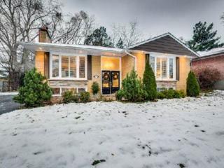 441  Willis Dr  , Oakville, ON L6L 4V6 (#W3072511) :: Rock Star Real Estate