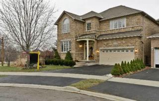 2348  Foxhole Circ  , Oakville, ON L6M 4X4 (#W3080429) :: Rock Star Real Estate