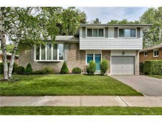 318  Silvana Cres  , Burlington, ON L7L 2W1 (#W3081886) :: Rock Star Real Estate