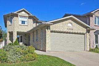 1239  Thorpe Rd  , Burlington, ON L7S 2C8 (#W3093582) :: Rock Star Real Estate