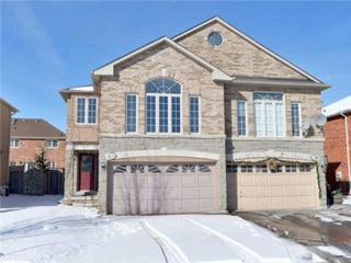1495  Warbler Rd  , Oakville, ON L6M 4B1 (#W3104279) :: Rock Star Real Estate