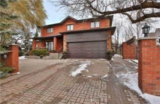 1647  Northmount Ave  , Mississauga, ON L5E 1Y9 (#W3116060) :: Rock Star Real Estate