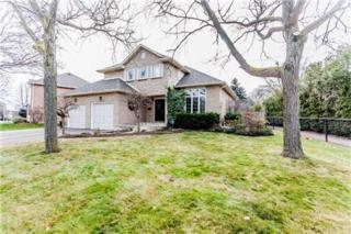 456  Aspen Forest Dr  , Oakville, ON L6J 6H6 (#W3124855) :: Rock Star Real Estate