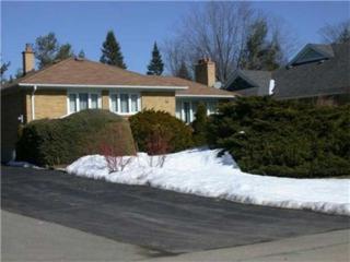 417  Donnybrook Rd  , Oakville, ON L6J 4Y2 (#W3149974) :: Rock Star Real Estate