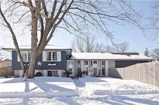 308  Hampton Heath Rd  , Burlington, ON L7L 4P8 (#W3150969) :: Rock Star Real Estate