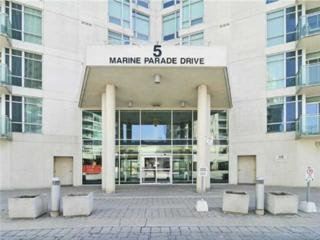 5  Marine Parade Dr  215, Toronto, ON M8V 4G1 (#W3215711) :: Mike Clarke Team