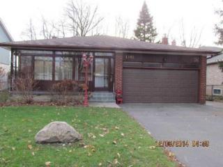 1392  Myron Dr  , Mississauga, ON L5E 2N4 (#W3103994) :: Rock Star Real Estate