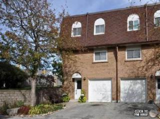 98  Brock St  8, Oakville, ON L6K 2Z1 (#W3051773) :: Rock Star Real Estate