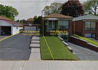67  North Edgely Ave  , Toronto, ON M1K 1T8 (#E3136143) :: Mike Clarke Team