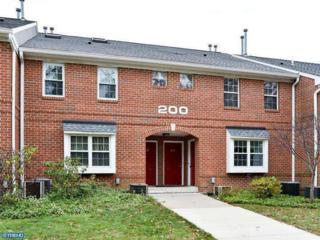 750 E Marshall Street  205, West Chester, PA 19380 (#6492140) :: Keller Williams Real Estate