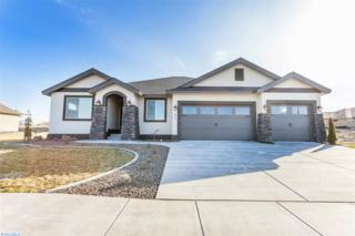 1618  Salerno Lane  , Richland, WA 99352 (MLS #205183) :: United Home Group Kennewick/Results Realty Group