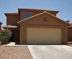 719 W Emerald Key Drive  , Green Valley, AZ 85614 (#21506080) :: Long Realty Company