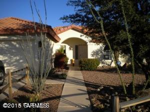 435 S Camino Del Portillo  , Green Valley, AZ 85614 (#21507011) :: Long Realty Company