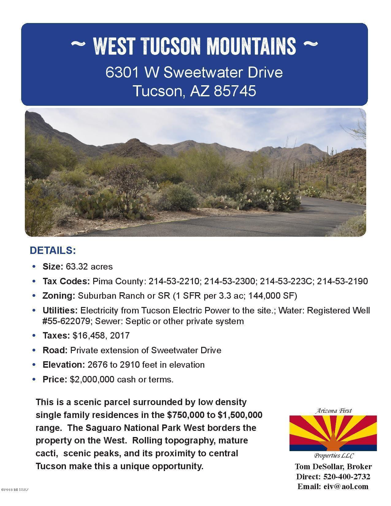 6301 W Sweetwater Drive