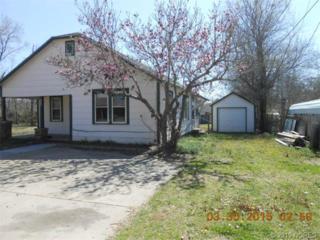 607 E 6th Street  , Claremore, OK 74017 (MLS #1527809) :: The Olson Team