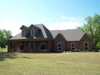 1471  River Road  , Fort Gibson, OK 74434 (MLS #1527853) :: The Olson Team