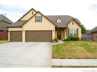 4609 S 172nd East Avenue  , Tulsa, OK 74134 (MLS #1527856) :: 918HomeTeam