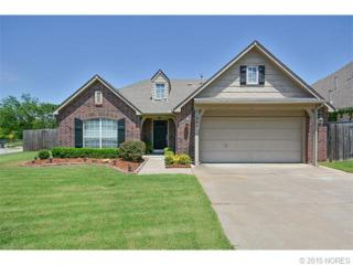 11901 S Cedar Court  , Jenks, OK 74037 (MLS #1530859) :: The Olson Team