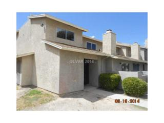 3769  Carlyle Dr  70, Las Vegas, NV 89115 (MLS #1476568) :: The Snyder Group at Keller Williams Realty Las Vegas