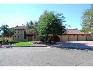 4265  Callahan Av  , Las Vegas, NV 89120 (MLS #1493303) :: Mary Preheim Group