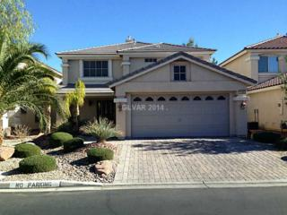 10960  Fishers Island St  , Las Vegas, NV 89141 (MLS #1498368) :: The Snyder Group at Keller Williams Realty Las Vegas