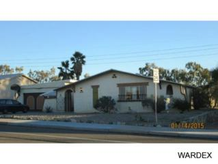 2170  Palo Verde Bl N.  , Lake Havasu City, AZ 86404 (MLS #898411) :: Alliance Realty & Management Services, LLC