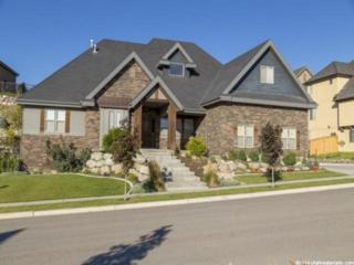 5004 N Larkwood Ln W , Lehi, UT 84043 (#1258257) :: Utah Real Estate Professionals