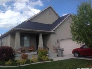 1714 W Cadbury Ln S , Springville, UT 84663 (#1260020) :: The Utah Homes Team with Re/Max Results