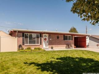 4470 S 4280 W , West Valley City, UT 84120 (#1263509) :: Red Sign Team