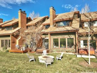 1501 W Meadow Loop Rd  8, Park City, UT 84098 (#1269658) :: Utah Real Estate Professionals