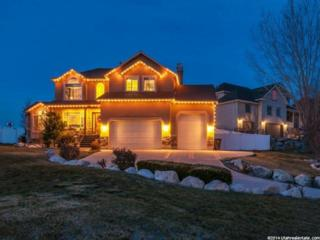 818 W Alan Point Cir S , Draper, UT 84020 (#1271552) :: ATeam Realty
