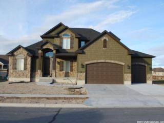 76 W Streams Edge Way  , Stansbury Park, UT 84074 (#1272982) :: ATeam Realty