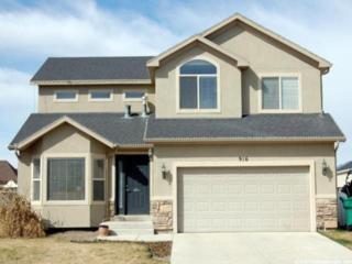 916 W 1625 S , Lehi, UT 84043 (#1290544) :: The Utah Homes Team with Re/Max Results