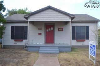 2808  Avenue R  , Wichita Falls, TX 76309 (MLS #133256) :: WichitaFallsHomeFinder.com