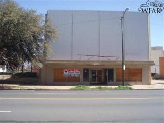 817  Scott Avenue  , Wichita Falls, TX 76301 (MLS #133617) :: WichitaFallsHomeFinder.com