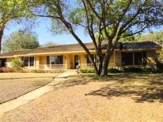 1630  Christine Road  , Wichita Falls, TX 76302 (MLS #133639) :: WichitaFallsHomeFinder.com