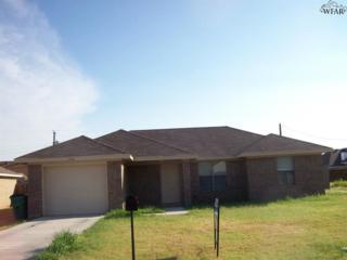 1218  Newman Avenue  , Iowa Park, TX 76367 (MLS #133642) :: WichitaFallsHomeFinder.com