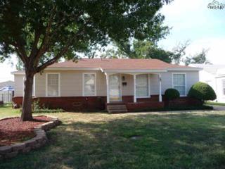 1679  Woodrow Avenue  , Wichita Falls, TX 76301 (MLS #133966) :: WichitaFallsHomeFinder.com